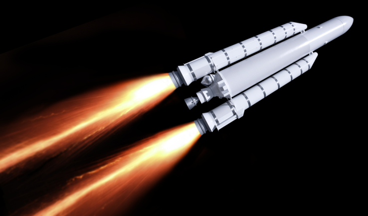 Simple C/C++ Rocket Animation | Technology of Computing