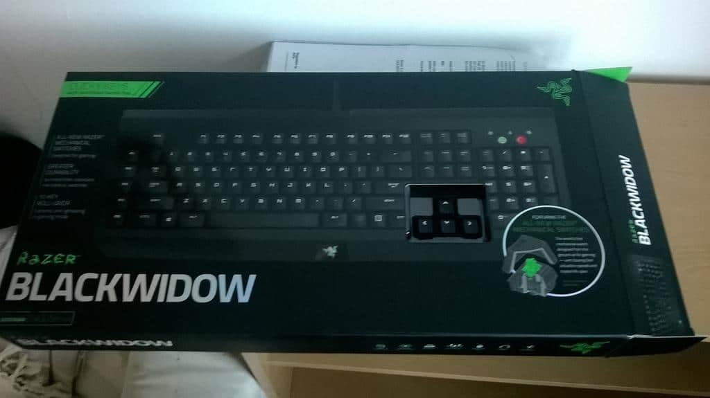 Review: Razer Blackwidow 2014 Expert Mechanical USB Keyboard