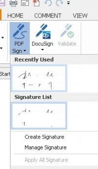How to Put Signature on PDF Document/File ?