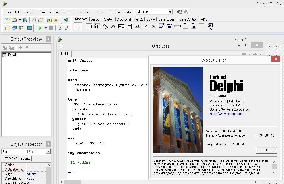 delphi 7 download Windows