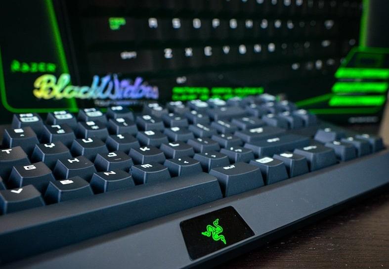 Keyboard Review Razer Blackwidow Mechanical 87 Keys Razer