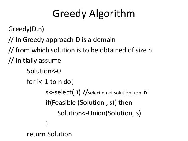 Greedy Algorithm Example - What is the Best Time to Buy and Sell