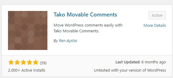 how to add comments in wordpress post