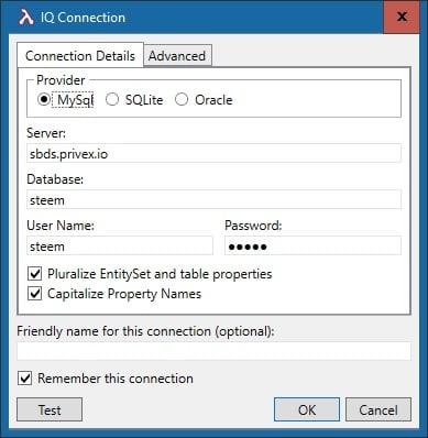 mysql how to connect to a database