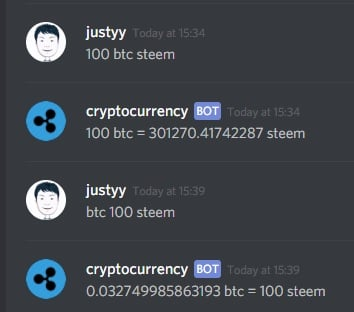 Introduction to the Discord Cryptocurrency-Lookup-Bot