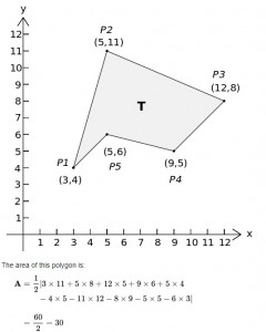 How to Find Largest Triangle Area using Shoelace Formula ...