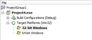 Data Types in Delphi XE3, Win32 and Win64   Technology of Computing